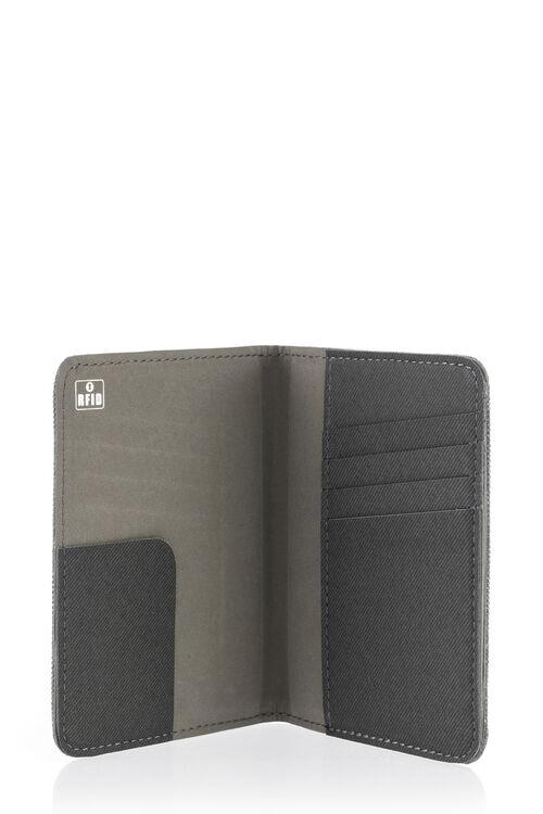 TRAVEL ESSENTIAL PASSPORT COVER RFID  hi-res | Samsonite