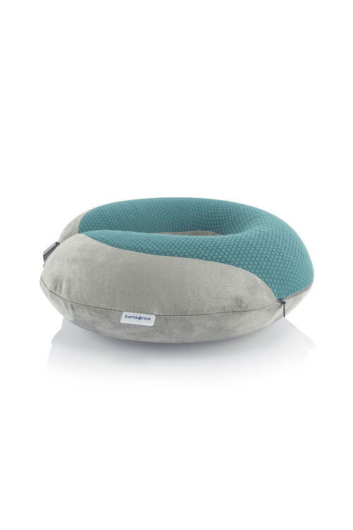 TRAVEL ESSENTIAL MEM. FOAM PILLOW COOL GEL  hi-res | Samsonite