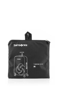 TRAVEL ESSENTIAL FOLDABLE LUGGAGE COVER M  hi-res | Samsonite